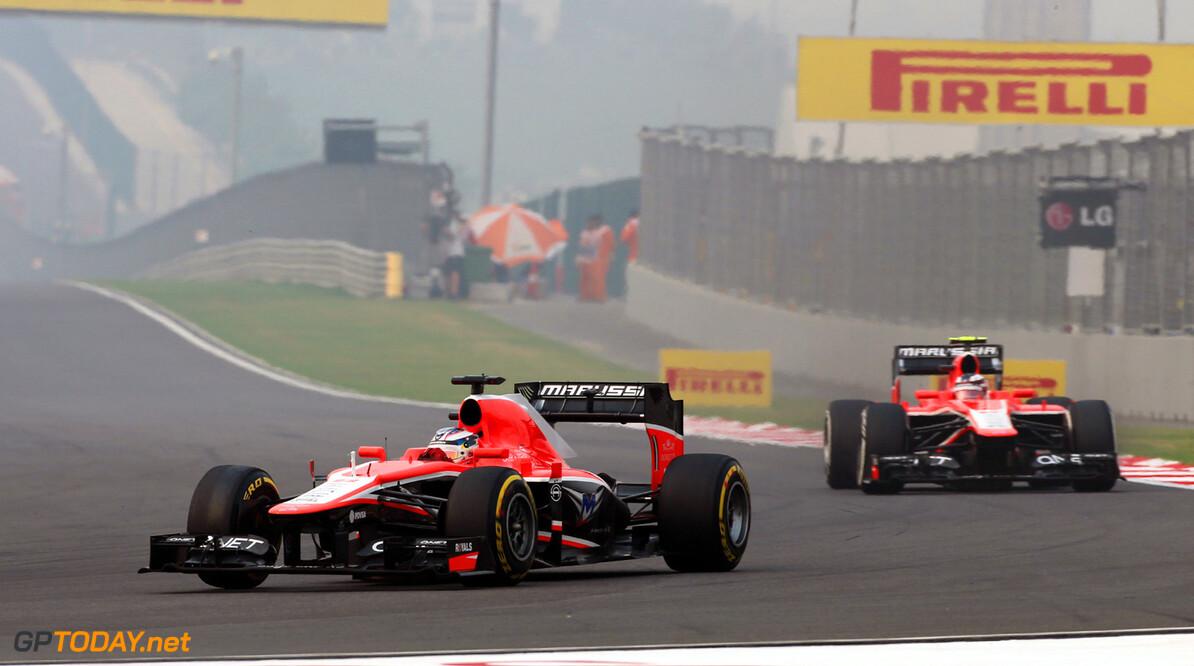Marussia weegt alle opties voor line-up zorgvuldig af