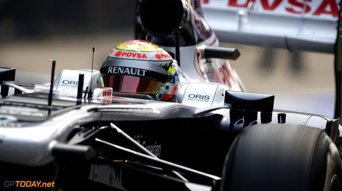 Maldonado gunt zichzelf de tijd bij teamkeuze voor 2014