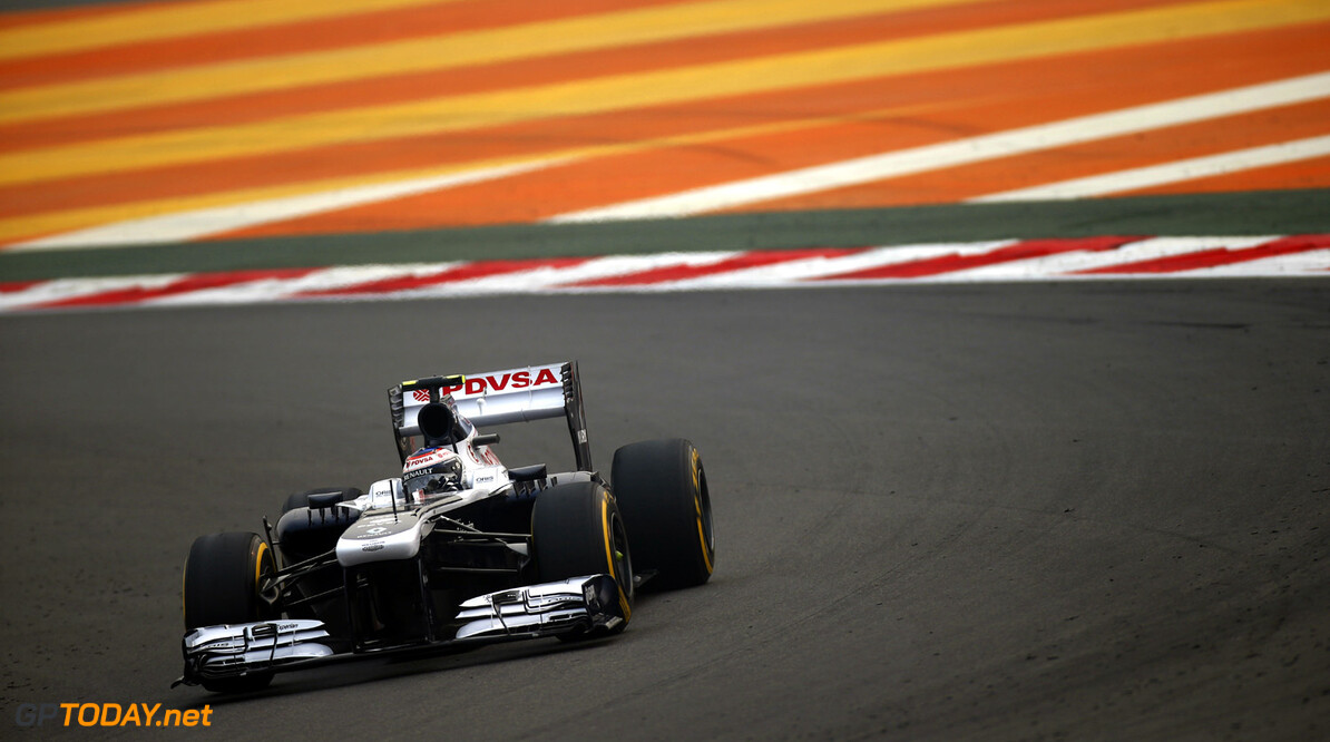 2013 Indian Grand Prix - Saturday Buddh International Circuit, New Delhi, India.