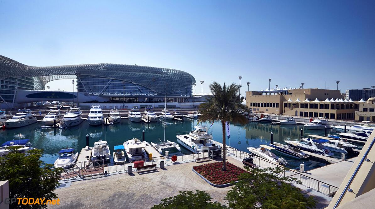 2013 Abu Dhabi Grand Prix - Thursday Yas Marina Circuit, Abu Dhabi, United Arab Emirates. Thursday 31st October 2013. World Copyright: Steve Etherington/LAT Photographic. ref: Digital Image SNE21473 copy      formula 1 formula one f1 gp uae xxx