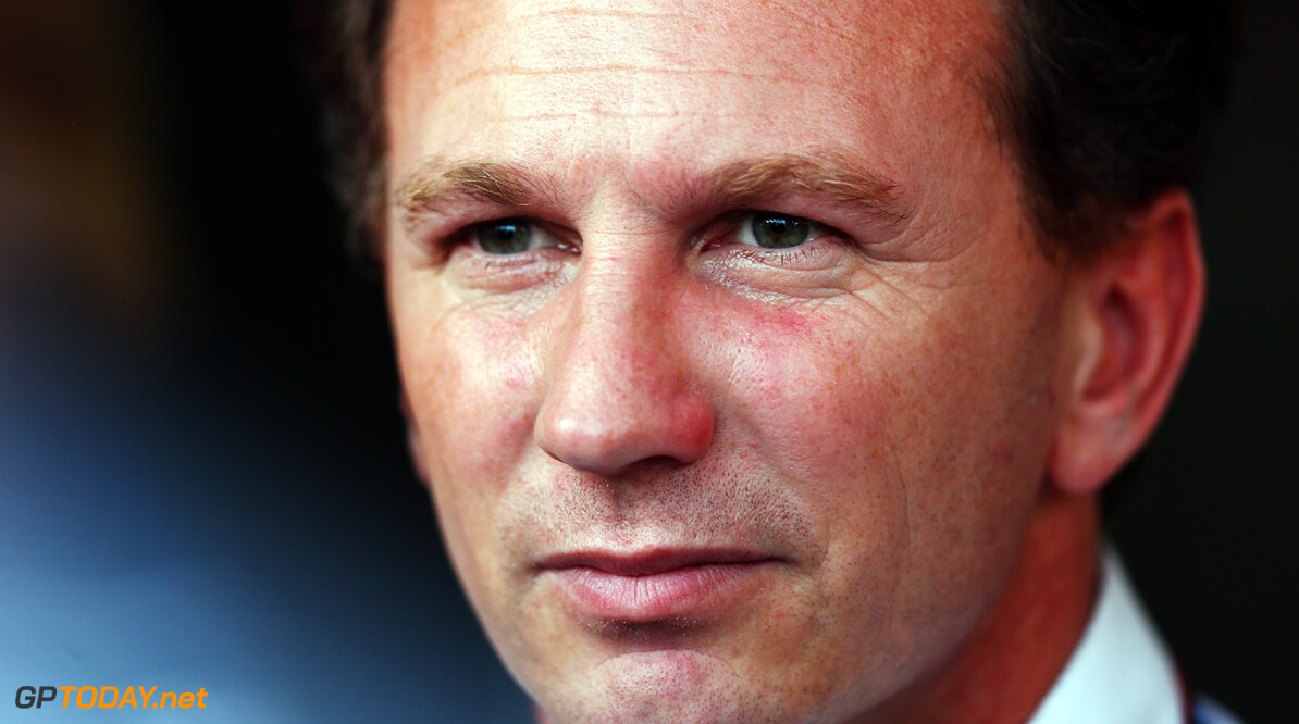 Horner mentioned as potential successor for Ecclestone