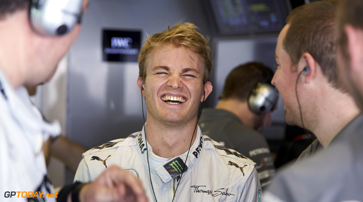 Rosberg sure of a good season for Mercedes in 2014
