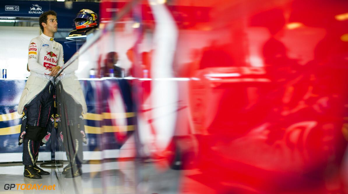 Ricciardo met frisse benadering naar Red Bull Racing