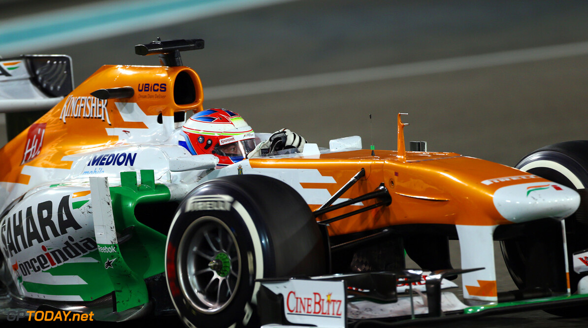 Paul di Resta could go to Indycar and replace cousin Francitti