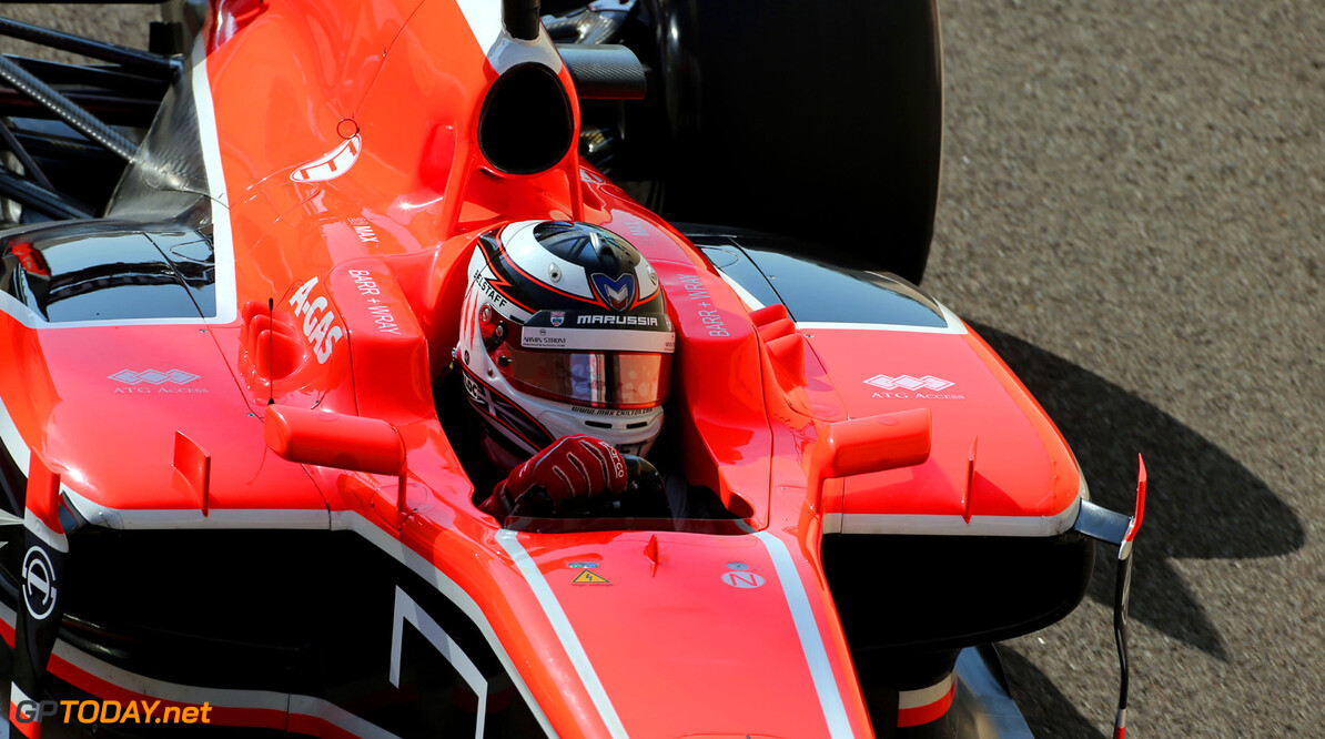 Record-breaker Chilton 'likely' to continue at Marussia