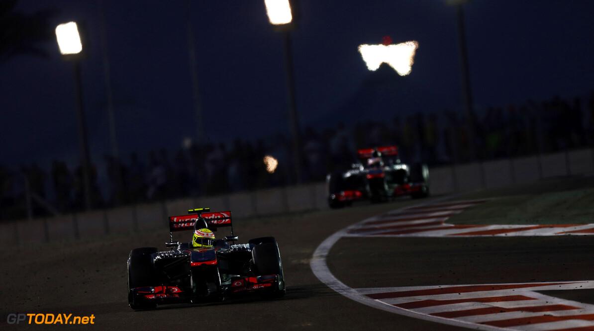 Sergio Perez announces departure from McLaren