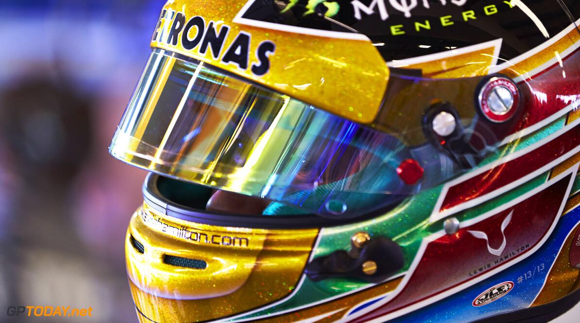 """Hamilton: """"Wereld van verschil met nieuwe chassis"""""""