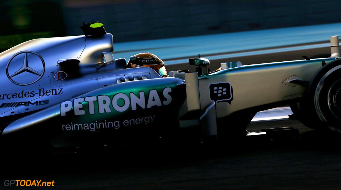 """Mercedes: """"Eer staat op het spel in strijd om tweede plek"""""""