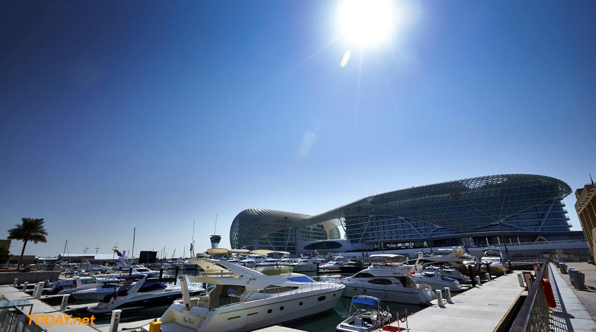 <b>Statistieken:</b> De Grand Prix van Abu Dhabi 2014