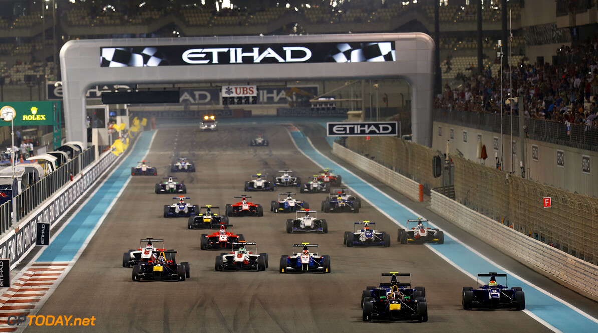 2013 GP3 Championship. Round 8.