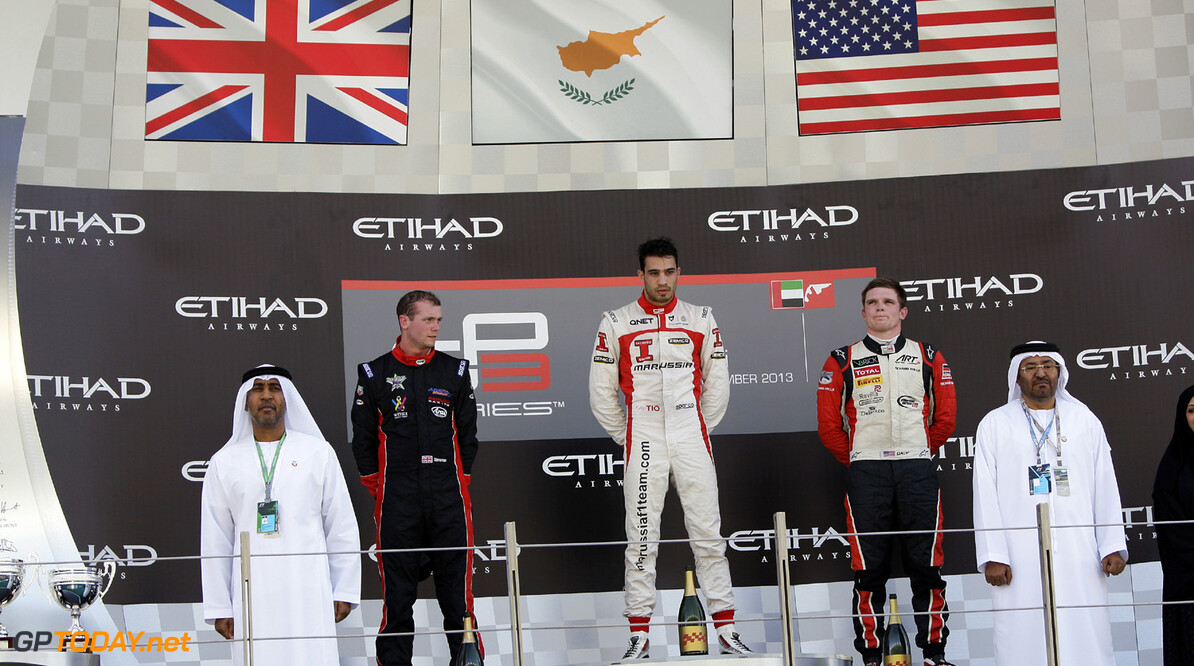 2013 GP3 Championship, Round 8.