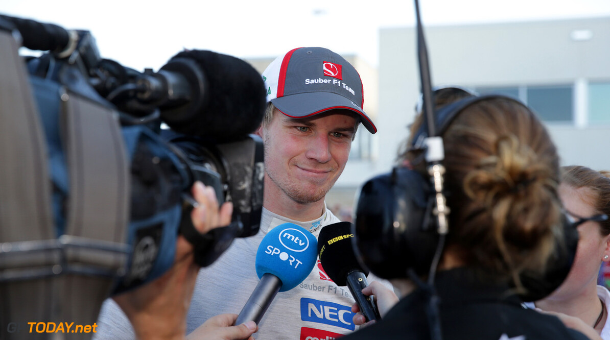 Ferrari denies Hulkenberg signed a pre-contract for 2015