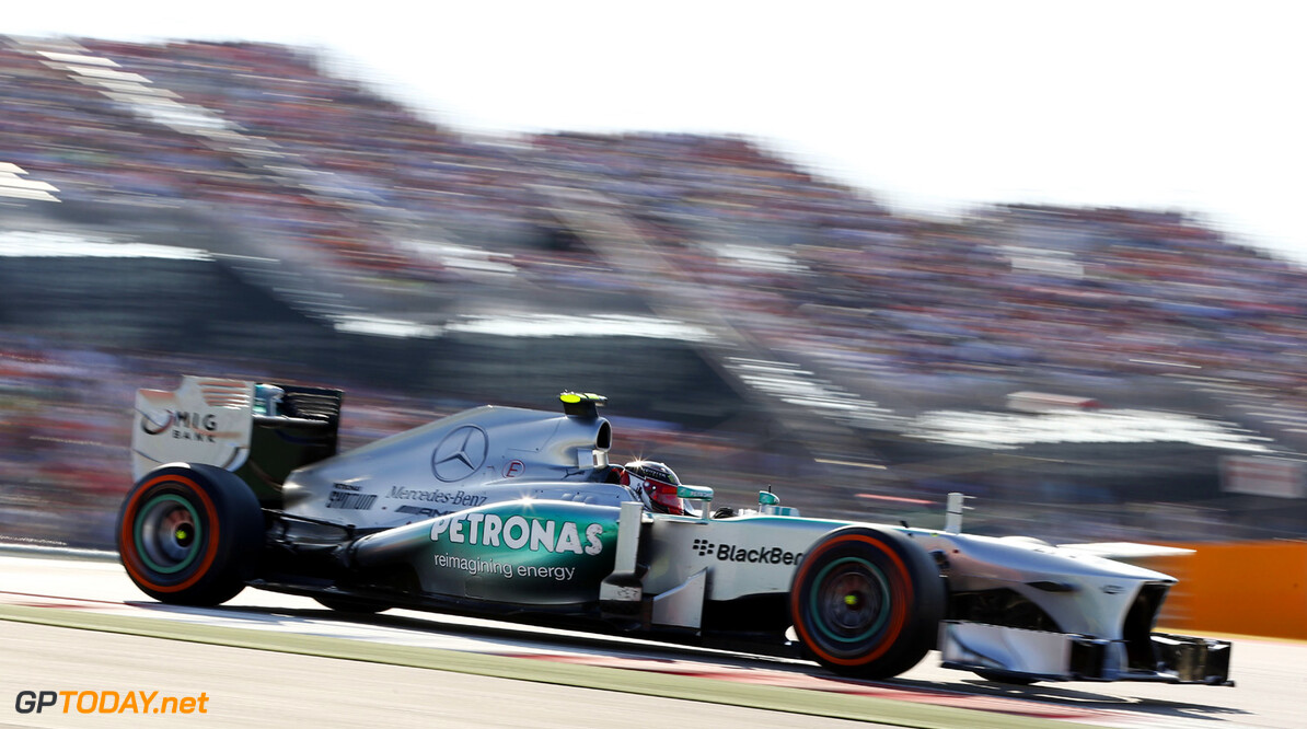 Brazil 2013 preview quotes: Mercedes