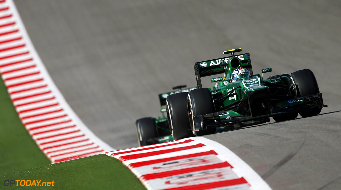 Caterham regroups and recharges after finishing last