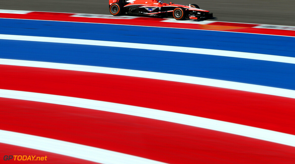 Formula One World Championship Rodolfo Gonzalez (VEN) Marussia F1 Team MR02 Reserve Driver.