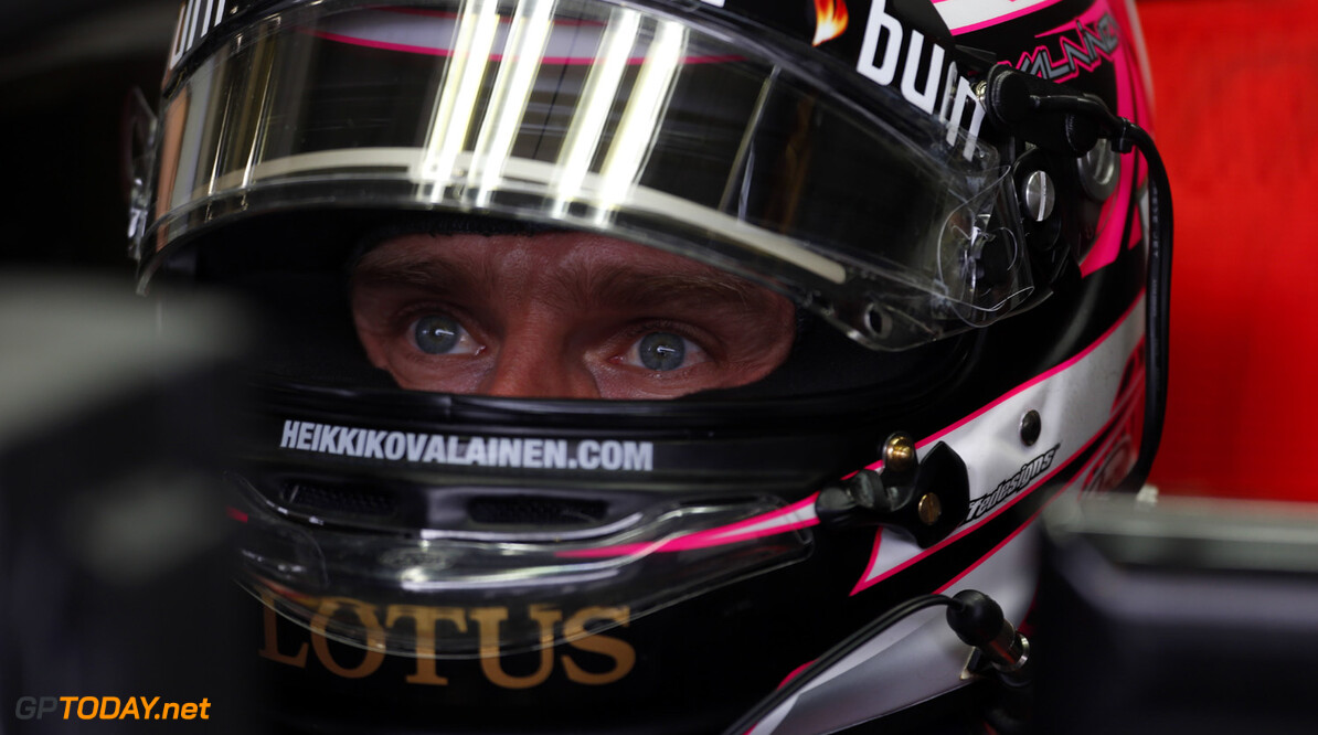 Kovalainen has to up his game after stuggling at Lotus