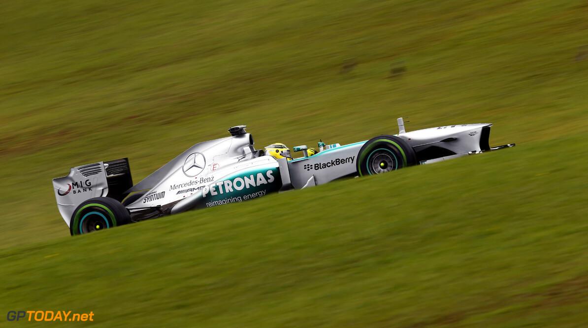 Rosberg stelt zich ten doel om Hamilton te verslaan in 2014