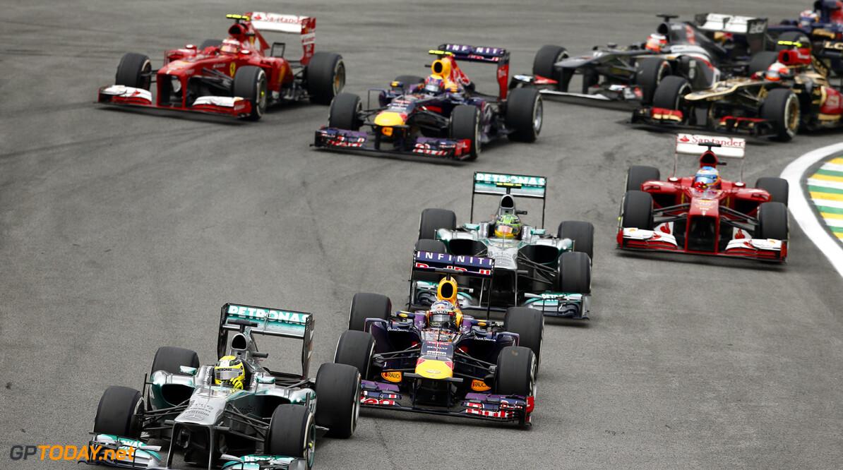 """Ferrari tester: """"Red Bull has slight advantage for 2014"""""""