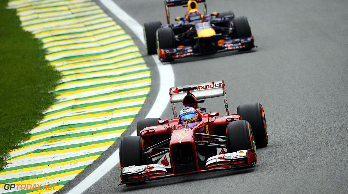 GP BRASILE F1/2013  SAN PAOLO (BRASILE) 24/11/2013  (C) FOTO STUDIO COLOMBO X FERRARI GP BRASILE F1/2013  (C) FOTO STUDIO COLOMBO SAN PAOLO BRASILE