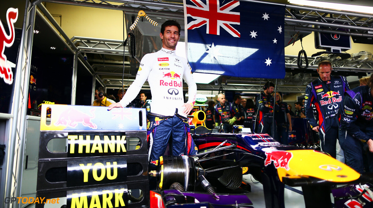 """Webber: """"Nieuwe regels zijn Vettel op het lijf geschreven"""""""