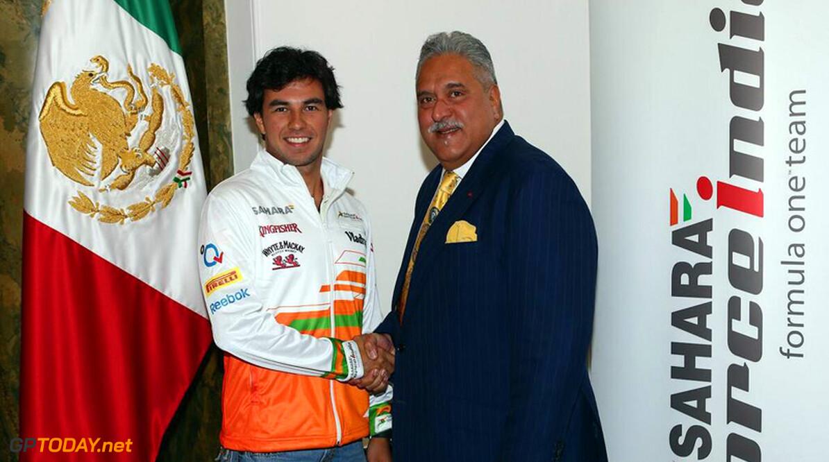 Perez vreesde voor zijn toekomst in de Formule 1