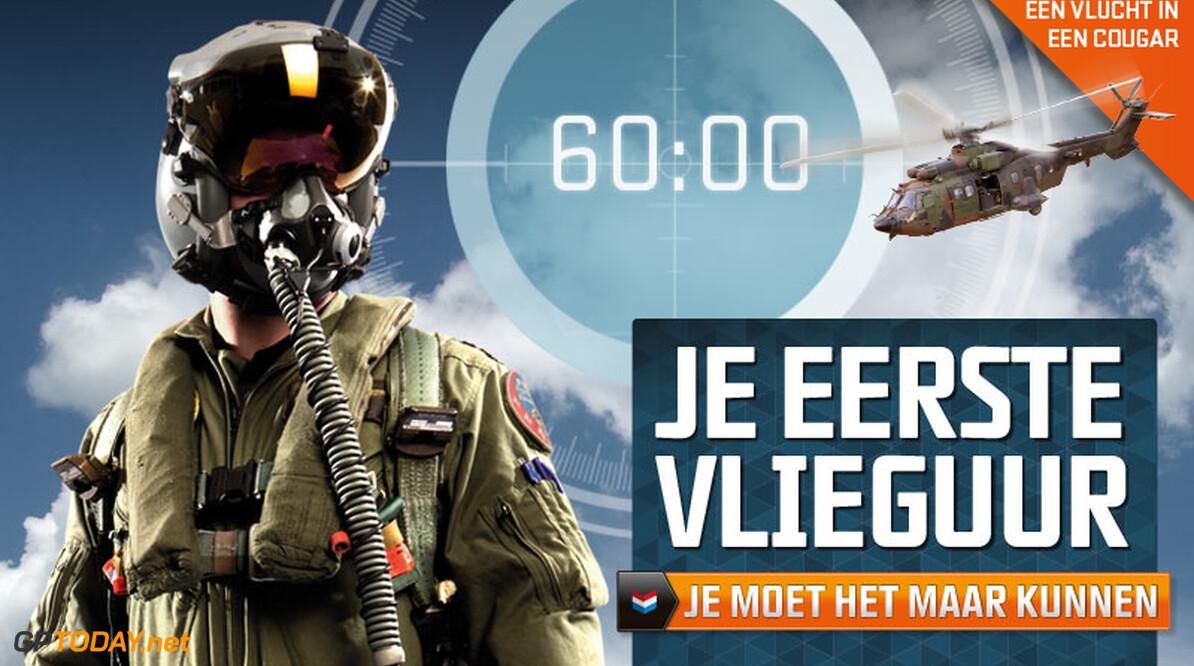 Advertorial - Je Eerste Vlieguur bij Defensie
