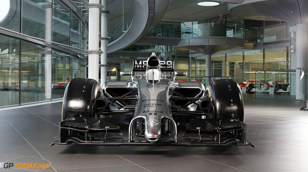 McLaren rust MP4-29 in Maleisië uit met nieuwe neus