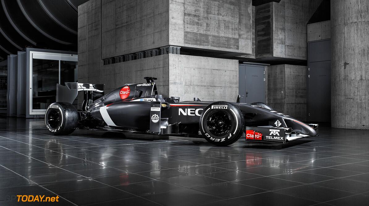 Sauber F1 Team C33 Press   Mariano Collidoro