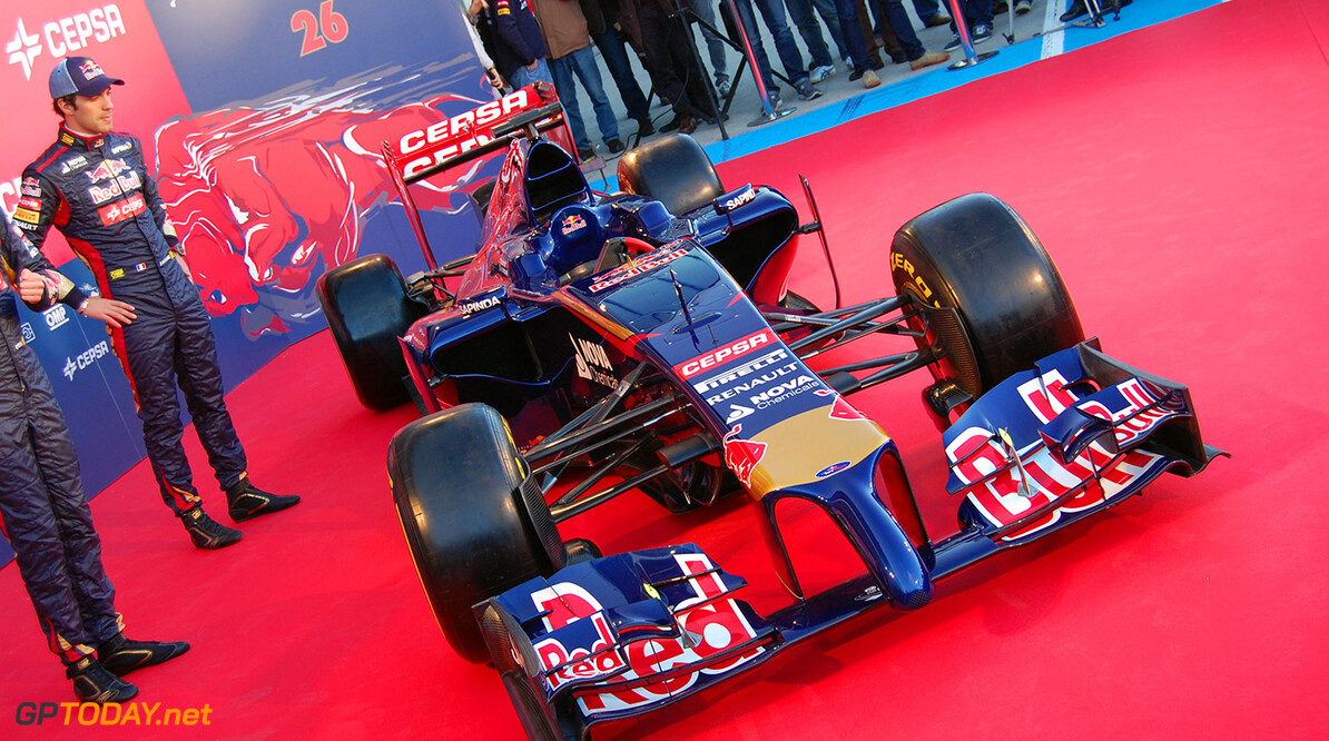 Toro Rosso filming day littered with Renault troubles