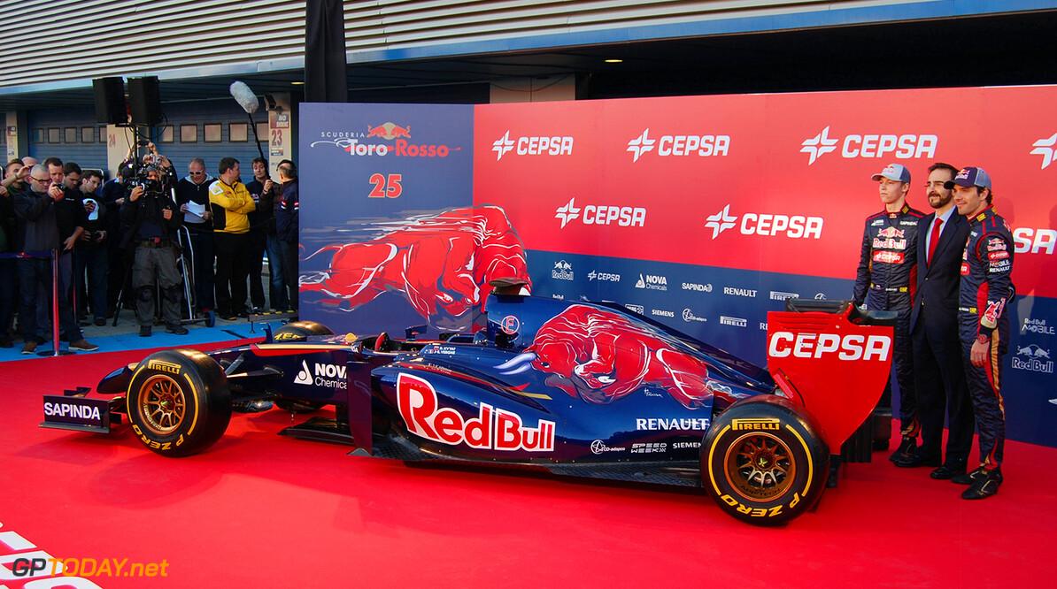 'Scuderia Toro Rosso verliest sponsor aan Real Madrid'