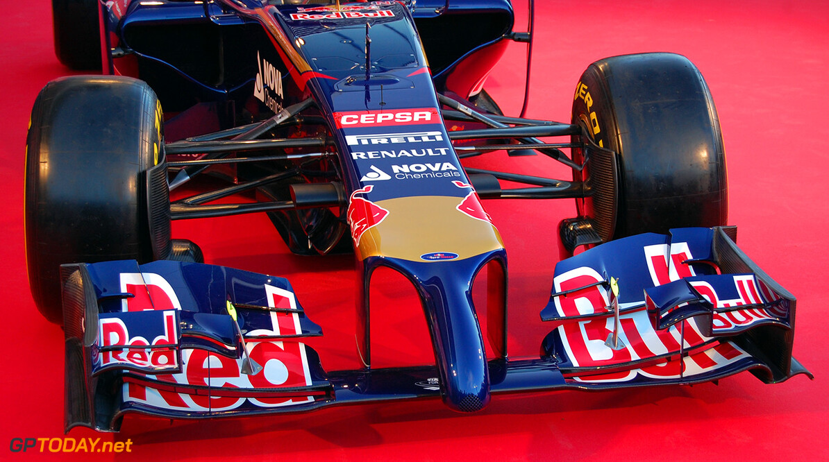Scuderia Toro Rosso set for nose tweak for Singapore
