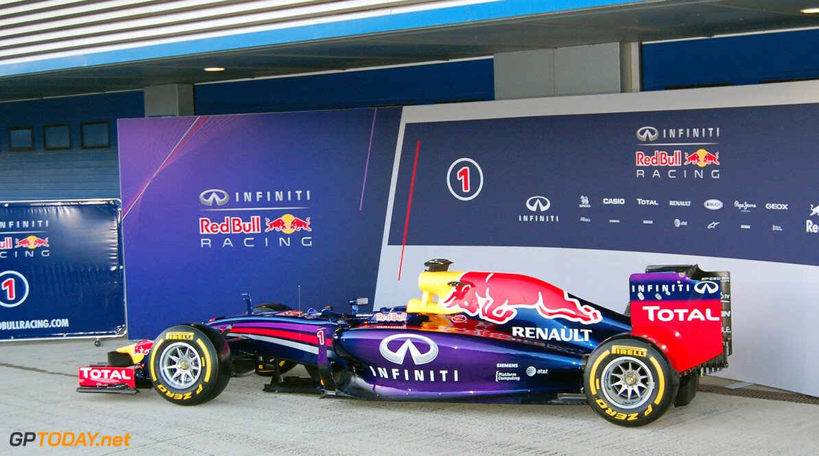 New Engines for Red Bull Racing for Monza