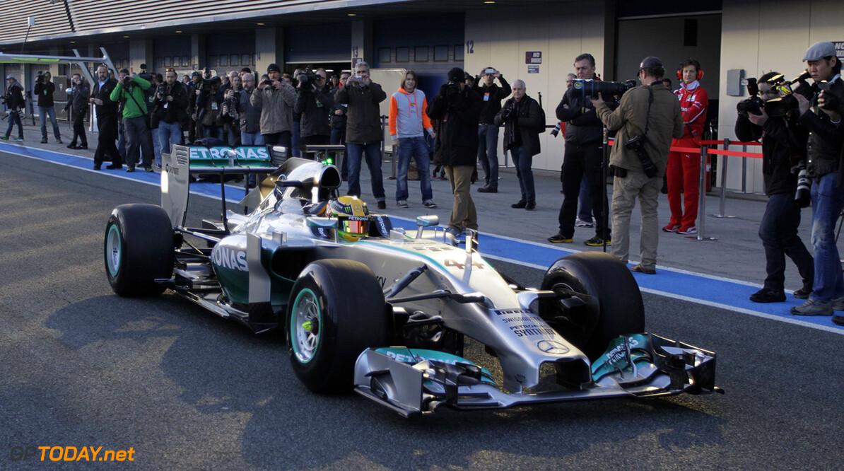 <strong>Technische Analyse:</strong> Vijf jaar Hybride tijdperk: De dominantie van de  Mercedes AMG High Performance motoren