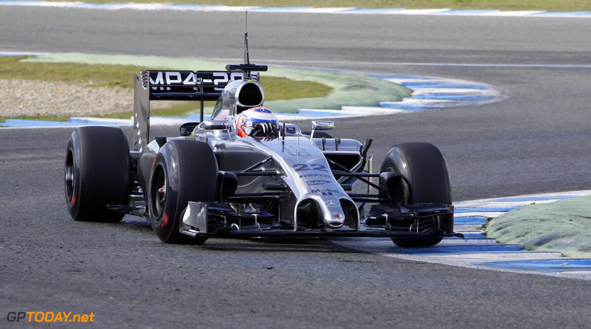 Jerez dag 2: McLaren revancheert zich voor mislukte ouverture