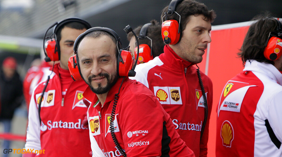 Ferrari hires personnel from Red Bull, Mercedes, McLaren