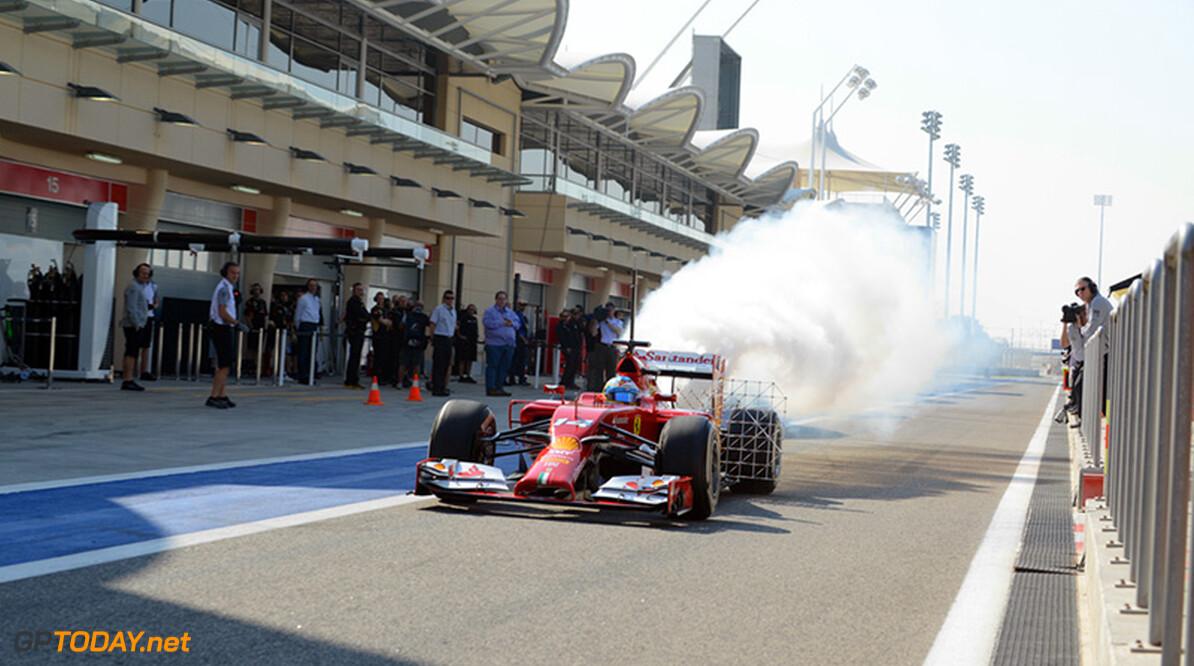Concurrenten doen beklag over omhulsel Ferrari turbo