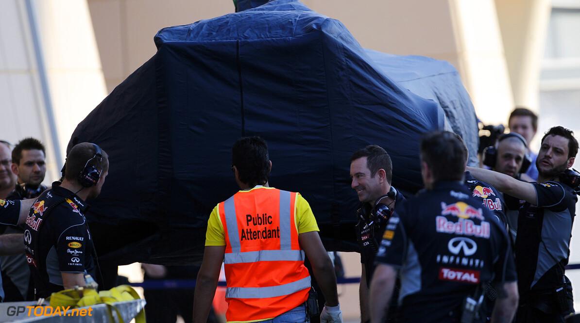 Bahrein dag 1: Red Bull Racing ploetert vrolijk verder