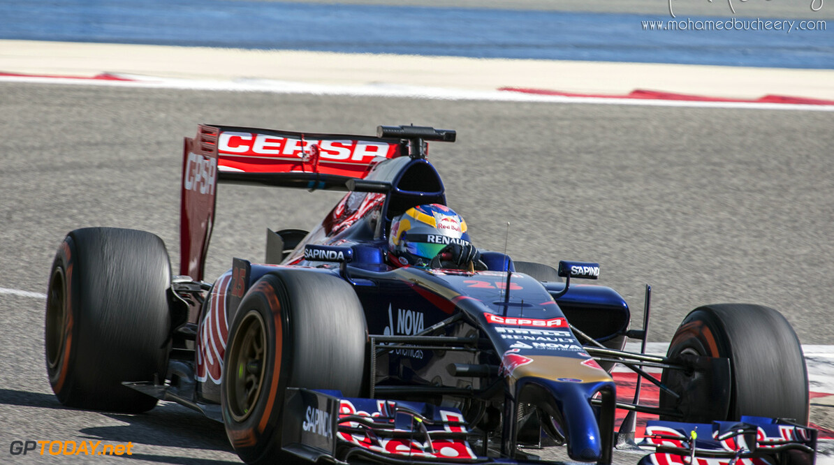 Australië komt maand te vroeg voor Scuderia Toro Rosso
