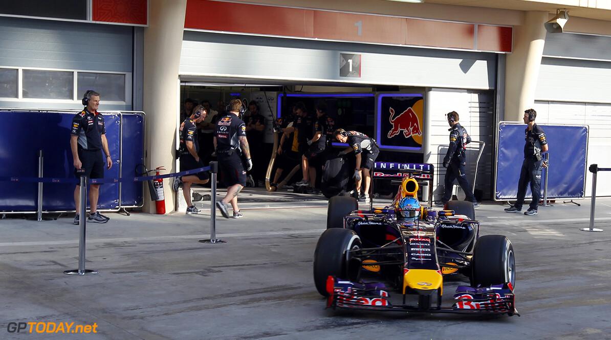 Red Bull Racing rolt van het ene in het andere probleem