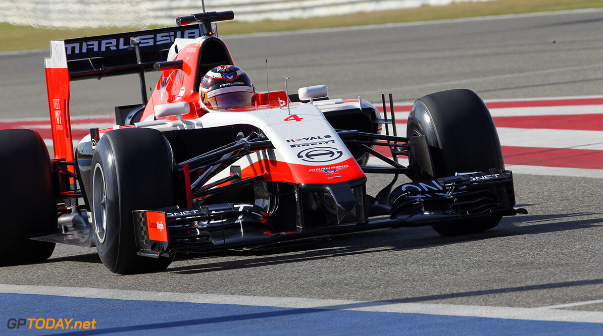 Marussia zet relatie met partner InstaForex voort
