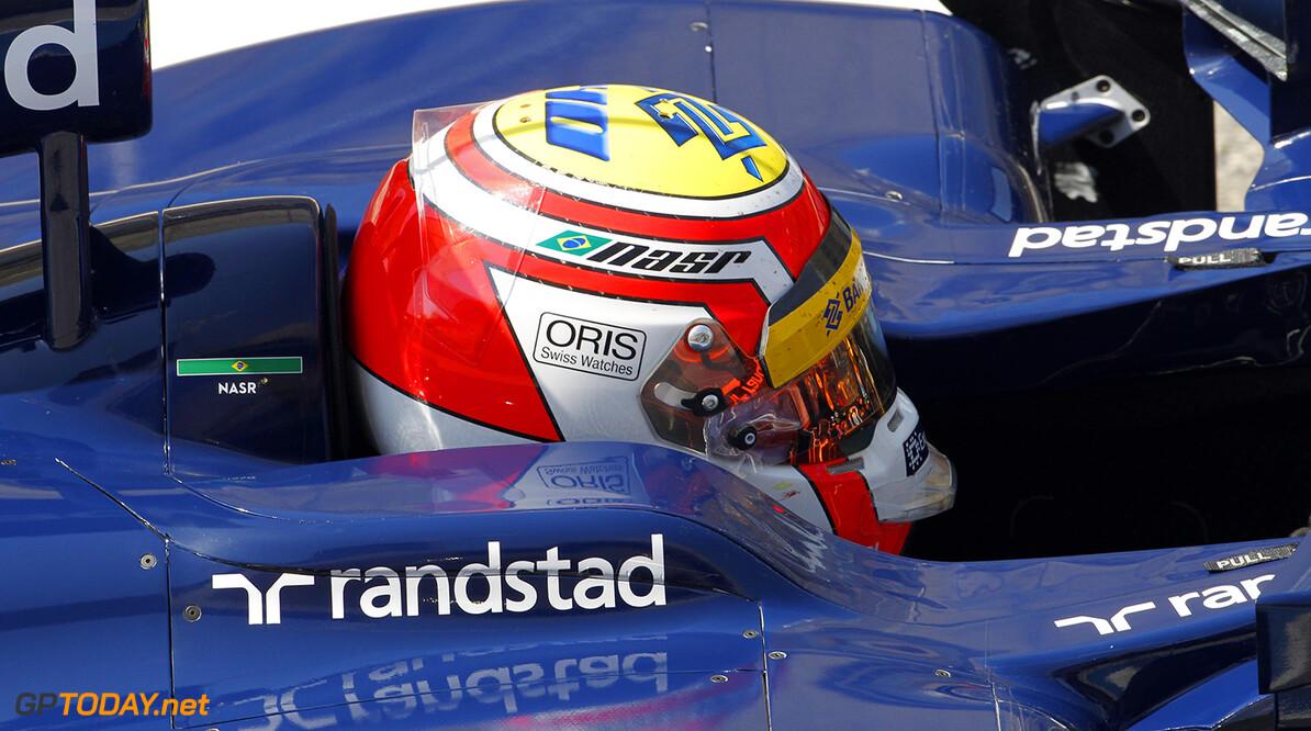 Felipe Nasr morgen in eerste vrije training voor Williams