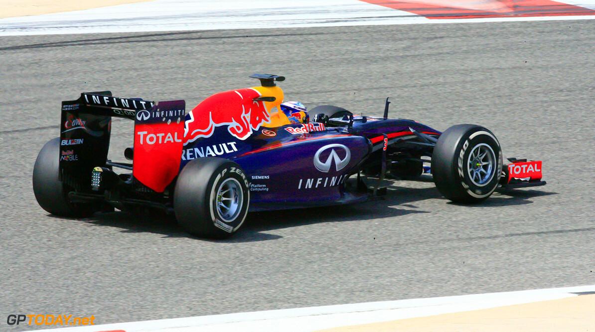 Personeel Red Bull Racing draait dagen van 18 uur