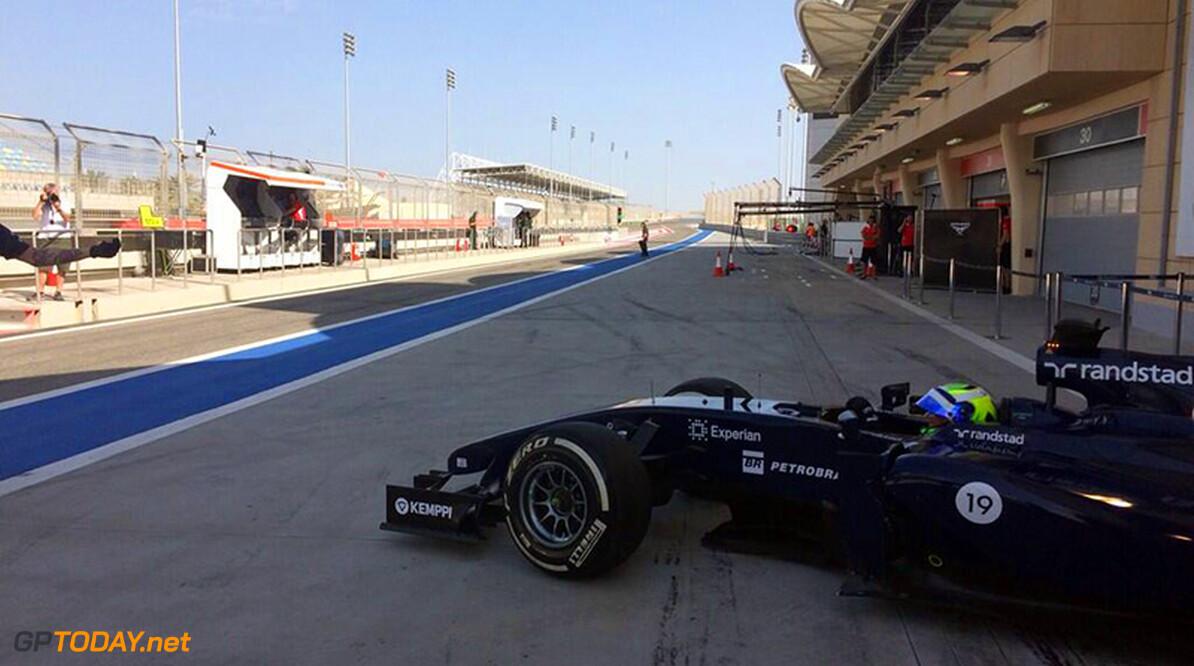 Bahrein dag 3: Massa snelste, Vettel komt niet verder dan halve ronde