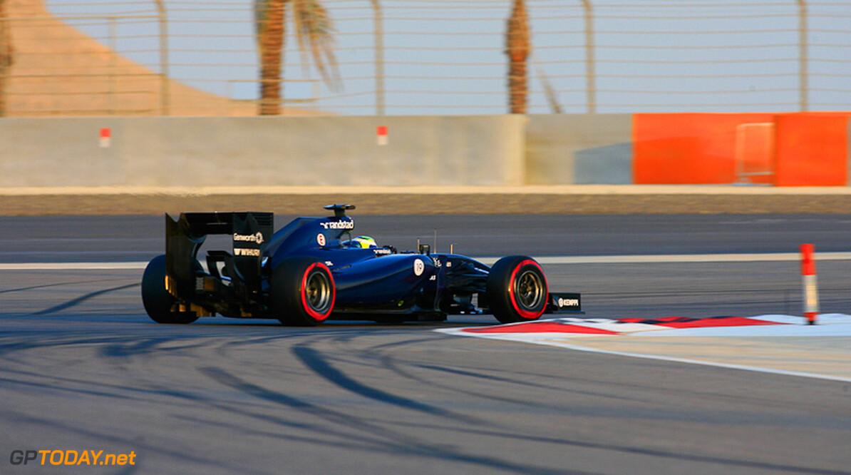 De top tien tijden van twee weken testen in Bahrein