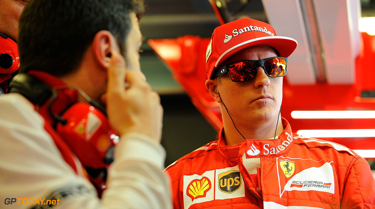 Raikkonen to 'probably' retire from F1 after 2015