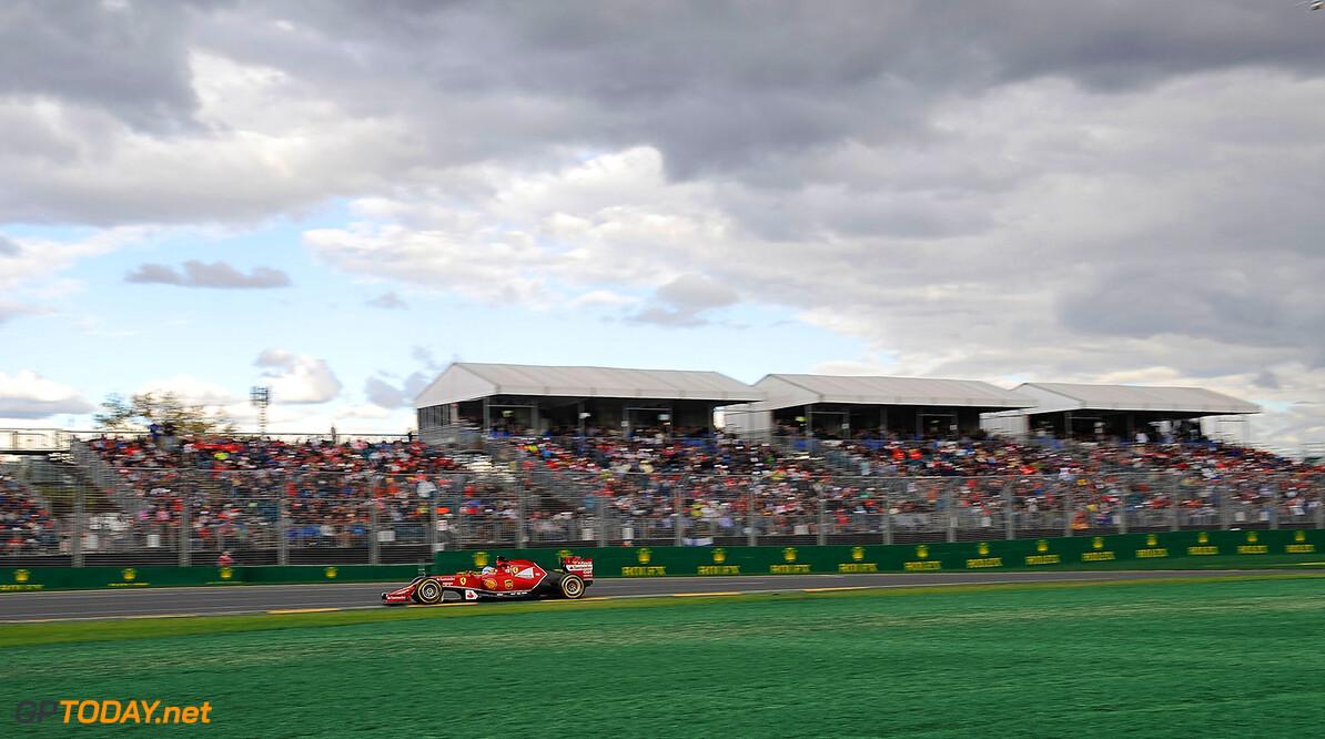 GP AUSTRALIA F1/2014  MELBOURNE (AUSTRALIA) 16/03/2014  (C) FOTO STUDIO COLOMBO X FERRARI GP AUSTRALIA F1/2014  (C) FOTO STUDIO COLOMBO MELBOURNE  AUSTRALIA