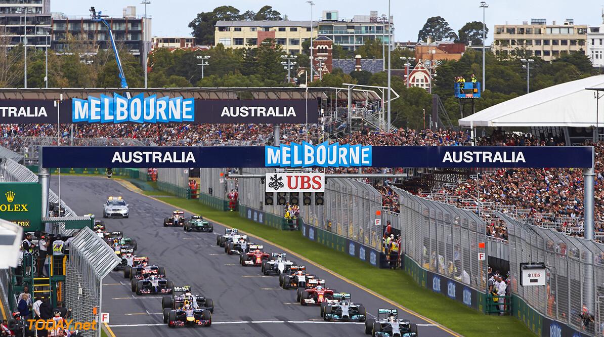 Formule 1 Commissie stemt tegen staande herstarts