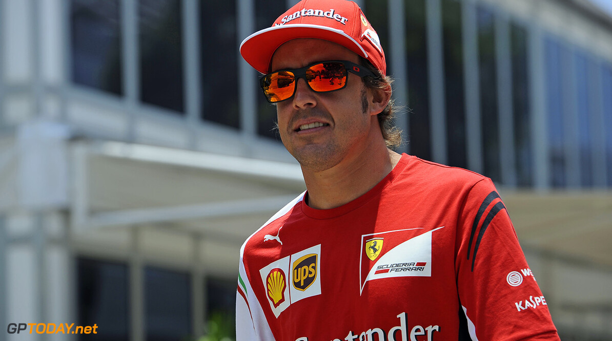Ferrari exit clause could open for Alonso on Monday