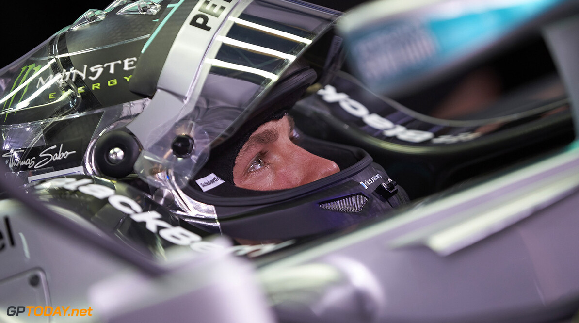 Rosberg signs muli-year contract extension with Mercedes