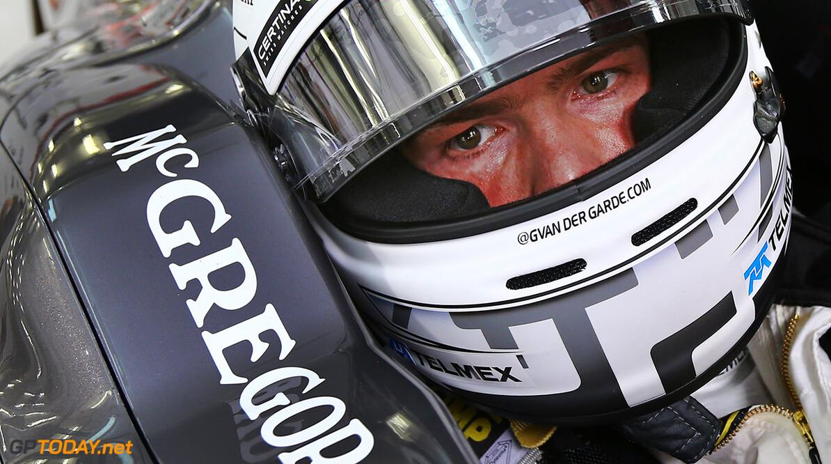 Pirelli contracteert Giedo van der Garde als testcoureur